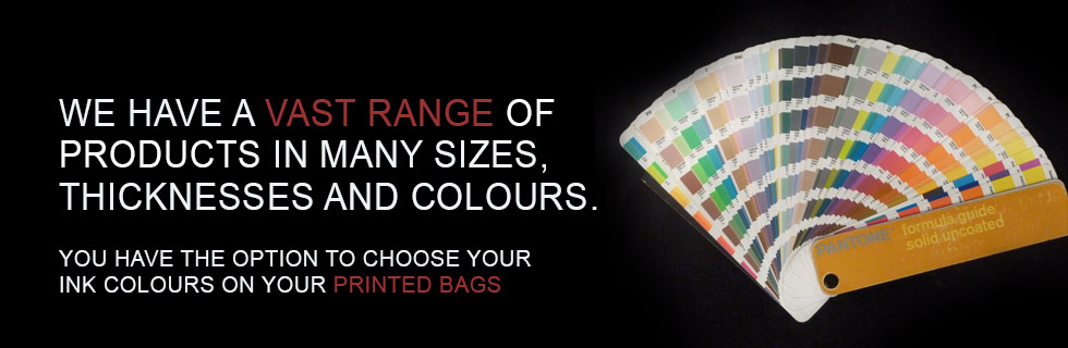 Choose From a wide range of colours, thickness and sizes.