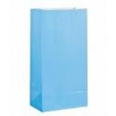 Coloured Paper Bags with NO HANDLES - 38 GSM -  Strung in the Corner - 2 BOXES MINIMUM