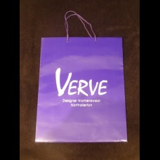 Printed Rope Handle Paper Bags - IMPORTED FROM CHINA  FREE PRINTING PLATES SPECIAL OFFER